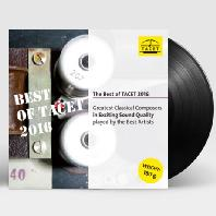 THE BEST OF TACET 2016: GREATEST CLASSICAL COMPOSERS IN EXCITING SOUND QUALITY [180G LP]