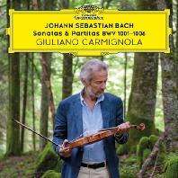바흐: 무반주 바이올린 소나타와 파르티타 - 카르미뇰라