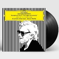 번스타인: 교향곡 2번 <불안의 시대> (180g LP)