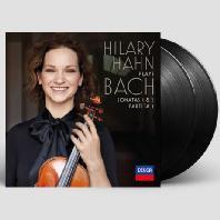바흐: 무반주 바이올린 소나타 1, 2번, 파르티타 1번 (180G LP)