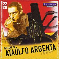 THE ART OF ATAULFO ARGENTA [아타울포 아르헨타의 예술]