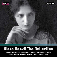 THE COLLECTION [클라라 하스킬: 콜렉션 1934-1960 레코딩]