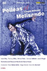 PELLEAS ET MELISANDE/ FRANZ WELSER-MOST [드뷔시: 펠리아스와 멜리장드]