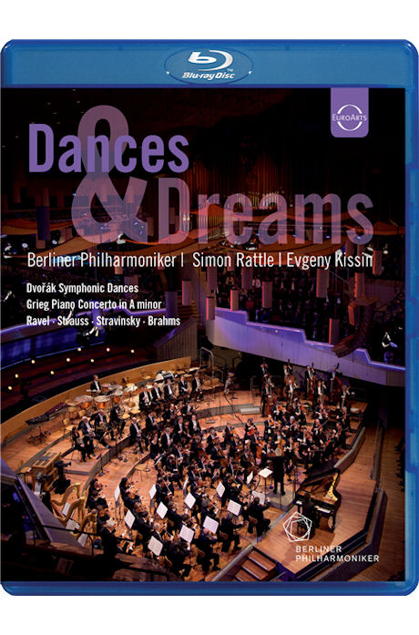DANCES & DREAMS/ SIMON RATTLE, EVGENY KISSIN [2011년 베를린 필 송년음악회]