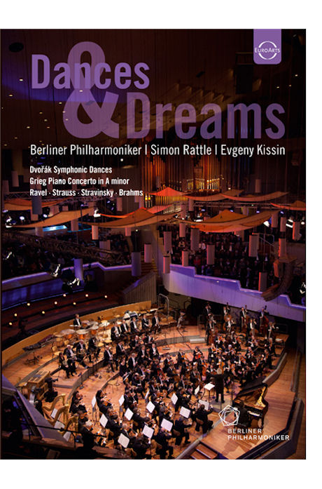 DANCES & DREAMS/ <!HS>SIMON<!HE> RATTLE, EVGENY KISSIN [2011년 베를린 필 송년음악회]