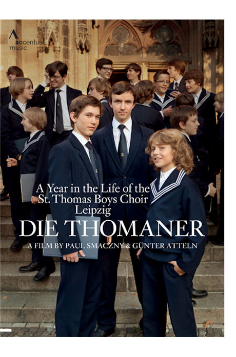 DIE THOMANER: A YEAR IN THE LIFE OF THE ST.THOMAS BOYS CHOIR [성 토마스 합창단: 800주년기념 특별 다큐]