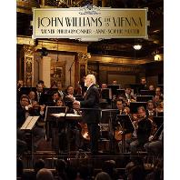 LIVE IN VIENNA/ ANNE-SOPHIE MUTTER [CD+BD] [존 윌리엄스: 빈 실황 - 안네 소피 무터] [딜럭스 한정반]