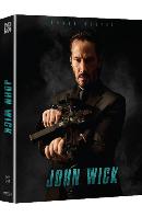 존 윅 4K UHD [풀슬립 스틸북 한정판] [JOHN WICK]
