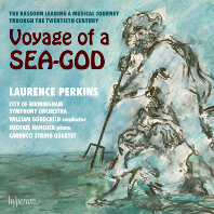 VOYAGE OF A SEA-GOD/ LAURENCE PERKINS [해신의 항해: 바순과 함께하는 20세기 음악 여행]
