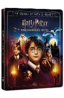 해리 포터와 마법사의 돌 [4K UHD+BD+MAGICAL MOVIE MODE DVD] [20주년 기념 스틸북 한정판] [HARRY POTTER AND THE PHILOSOPHER`S STONE]