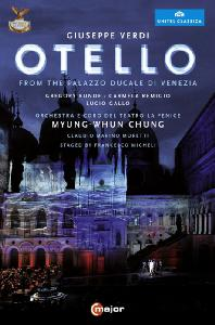 OTELLO/ MYUNG-WHUN CHUNG [FROM THE PALAZZO DUCALE DI VENEZIA 2013] [베르디: 오델로 - 정명훈]