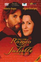 ROMEO ET JULIETTE/ ROBERTO ALAGNA, <!HS>ANGELA<!HE> GHEORGHIU [구노: 로미오와 줄리엣]