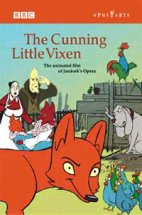 THE CUNNING LITTLE VIXEN/ THE ANIMATED FILM OF <!HS>JANACEK<!HE>`S OPERA
