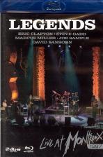 LEGENDS: LIVE AT MONTREUX 1997 [레전드: 몽트뢰 라이브 97]