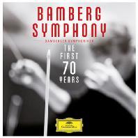 BAMBERG SYMPHONY: THE FIRST 70 YEARS [밤베르크 심포니 70년주년 기념 박스세트] [한정반]