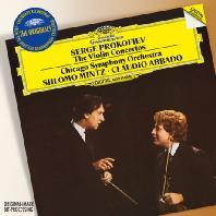 VIOLIN CONCERTOS/ SHLOMO MINTZ, CLAUDIO ABBADO [THE ORIGINALS] [프로코피에프: 바이올린 협주곡 1, 2번]