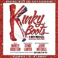 O.S.T - KINKY BOOTS: ORIGINAL WEST END CAST RECORDING [뮤지컬 킹키 부츠]