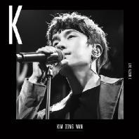 K [CD+DVD+포토북] [라이브앨범]