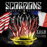 SCORPIONS - RETURN TO FOREVER [CD+2DVD] [TOUR EDITION]