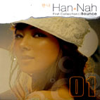 HAN NAH(한나) - FIRST COLLECTION/ BOUNCE<