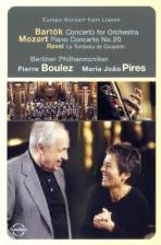 EUROPA-KONZERT FROM LISBON/ MARIA JOAO PIRES, <!HS>PIERRE<!HE> BOULEZ [2003년 베를린 필의 유로파콘체르트]
