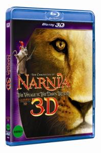 나니아 연대기: 새벽 출정호의 항해 2d+3d [The Chronicles Of Narnia: The Voyage Of The Dawn Treader] [14년 4월 3d 블루레이 페스티벌 프로모션]
