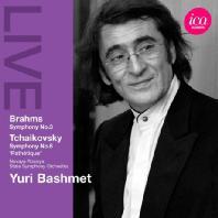 SYMPHONIES NOS.3 & 6/ YURI BASHMET