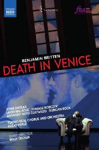 DEATH IN VENICE/ ALEJO PEREZ [브리튼: 베니스에서의 죽음] [한글자막]