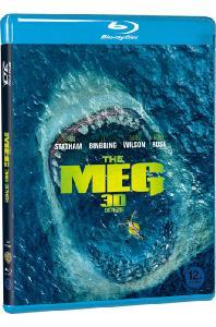 메가로돈 3D+2D [THE MEG]