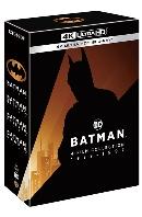 배트맨 4K UHD+BD 콜렉션 [BATMAN: 4 FILM COLLECTION 1989-1997]