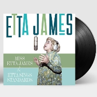 MISS ETTA JAMES & ETTA SINGS STANDARDS [180G LP]