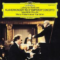 "PIANO CONCERTO NO.5 ""EMPEROR""/ MAURIZIO POLLINI, KARL BOHM [베토벤: 피아노 협주곡 5번<황제> | 폴리니, 칼 뵘]"