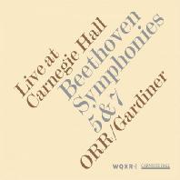 SYMPHONIES 5 & 7/ JOHN ELIOT GARDINER [베토벤: 교향곡 5, 7번 - 존 엘리엇 가디너]