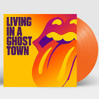 "LIVING IN A GHOST TOWN [10"" ORANGE LP]"
