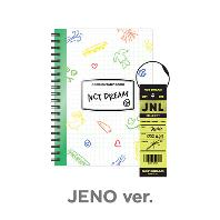NCT LIFE : DREAM IN WONDERLAND [코멘터리북+러기지택 SET] [JENO]