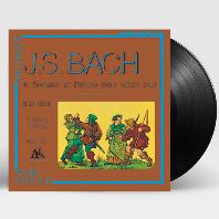 6 SONATAS & PARTITAS FOR SOLO VIOLIN/ DEVY ERLIH VOL.1 [바흐: 무반주 바이올린을 위한 소나타와 파르티타 1집 - 드비 에를리히] [180G LP]