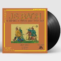 6 SONATAS & PARTITAS FOR SOLO VIOLIN/ DEVY ERLIH VOL.3 [바흐: 무반주 바이올린을 위한 소나타와 파르티타 3집 - 드비 에를리히] [180G LP]