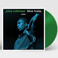 BLUE TRAIN [MONO] [180G GREEN LP]