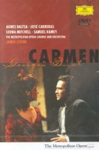 CARMEN/ JAMES LEVINE [비제: 카르멘]