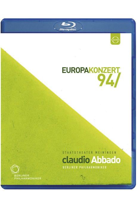 EUROPA KONZERT 94/ DANIEL BARENBOIM, <!HS>CLAUDIO<!HE> ABBADO [1994년 유로파 콘체르트]