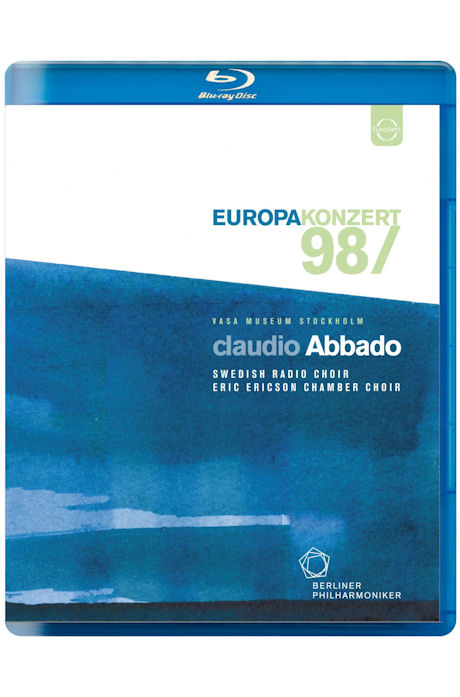 EUROPA KONZERT 98/  CLAUDIO ABBADO [1998년 유로파 콘체르트]