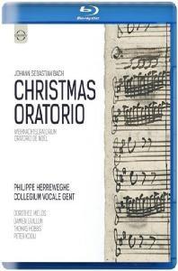 CHRISTMAS ORATORIO/ PHILIPPE HERREWEGHE [바흐: 크리스마스 오라토리오]
