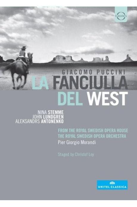 LA FANCIULLA DEL WEST/ PIER GEORGIO MORANDI [푸치니: 서부의 아가씨]