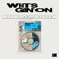 WHAT`S GOIN' ON [싱글 1집] [F VER]