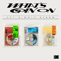 WHAT`S GOIN' ON [싱글 1집] [3종 세트]