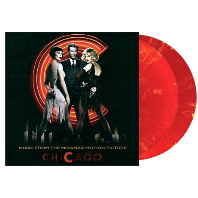 """CHICAGO [시카고] [RED/YELLOW STREAKS """"CHICAGO FIRE""""] [LP]"""