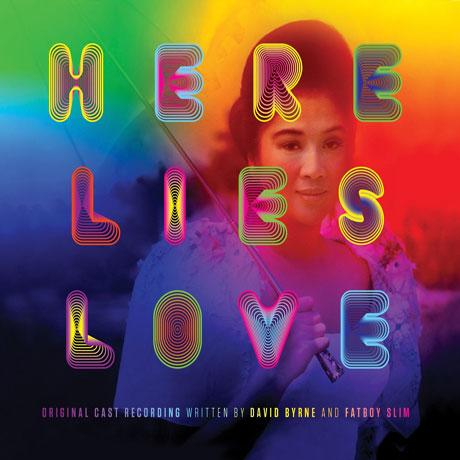 HERE LIES LOVE: ORIGINAL CAST RECORDING [DELUXE] [뮤지컬 여기 사랑이 있네]