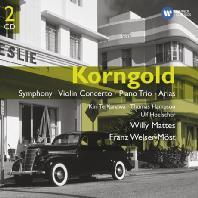 SYMPHONY, VIOLIN CONCERTO, PIANO TRIO, ARIAS/ FRANZ WELSER-MOST