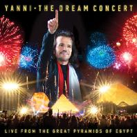 THE DREAM CONCERT: LIVE FROM THE GREAT PYRAMIDS OF EGYPT [CD+DVD]