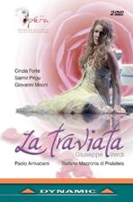LA TRAVIATA/ CINZIA FORTE, <!HS>PAOLO<!HE> ARRIVABENI